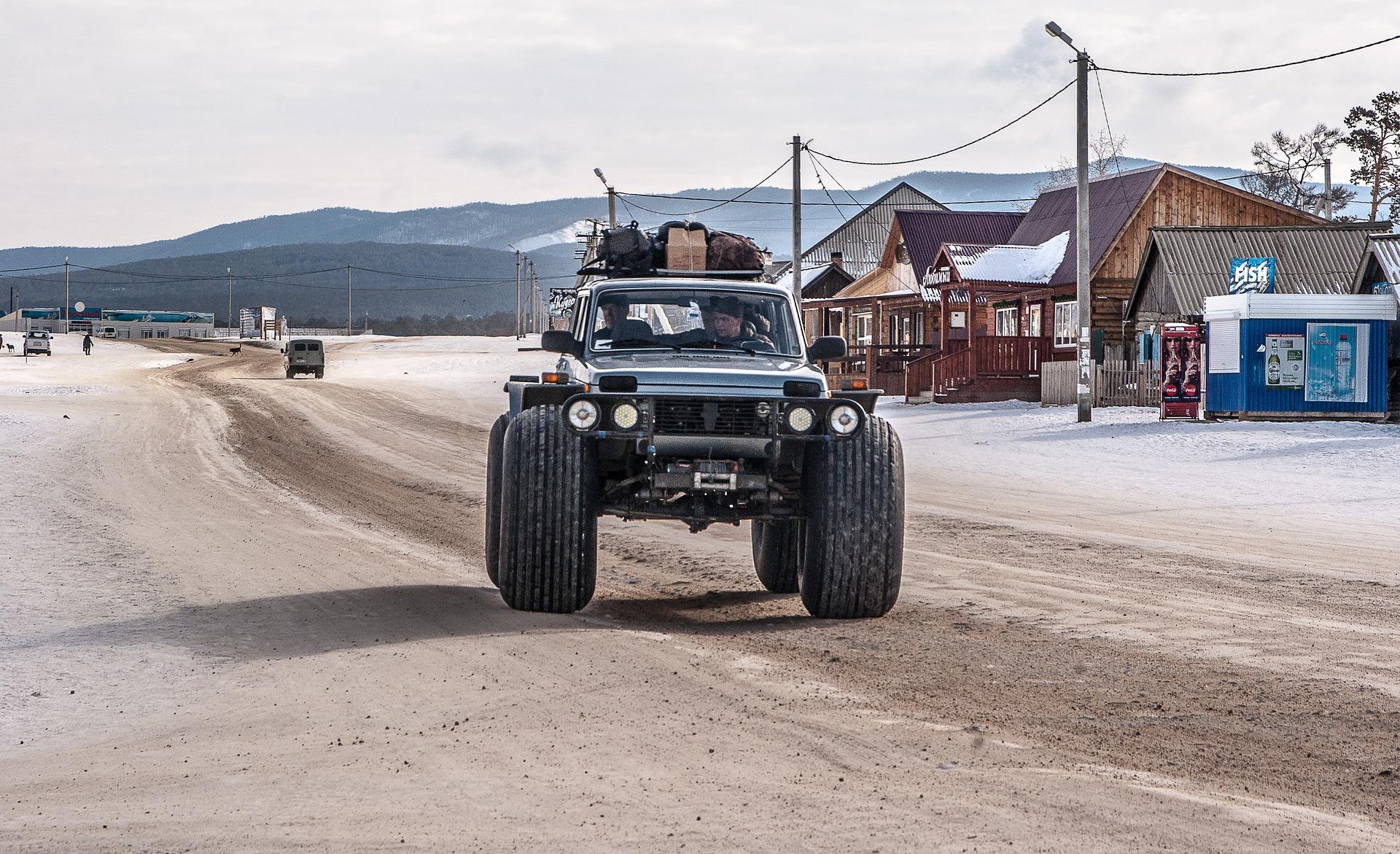Découvrez la Sibérie